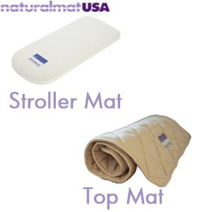 Amazon Com Natural Mat Coco Mat Crib Mattresses Baby
