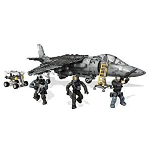 Amazon Com Mega Bloks Call Of Duty Strike Fighter