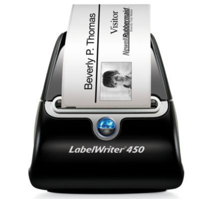 how to use dymo labelwriter