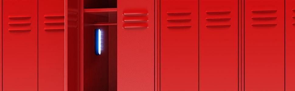 Five Star, locker lights, LED locker light, LED light, locker accessory, small light