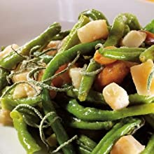 Green Beans with Fresh Sage and Pears