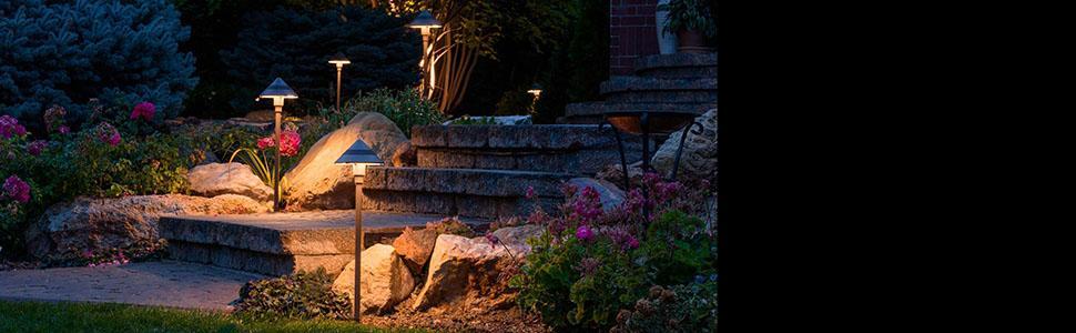 Take Control Of Your LED Landscape Lighting