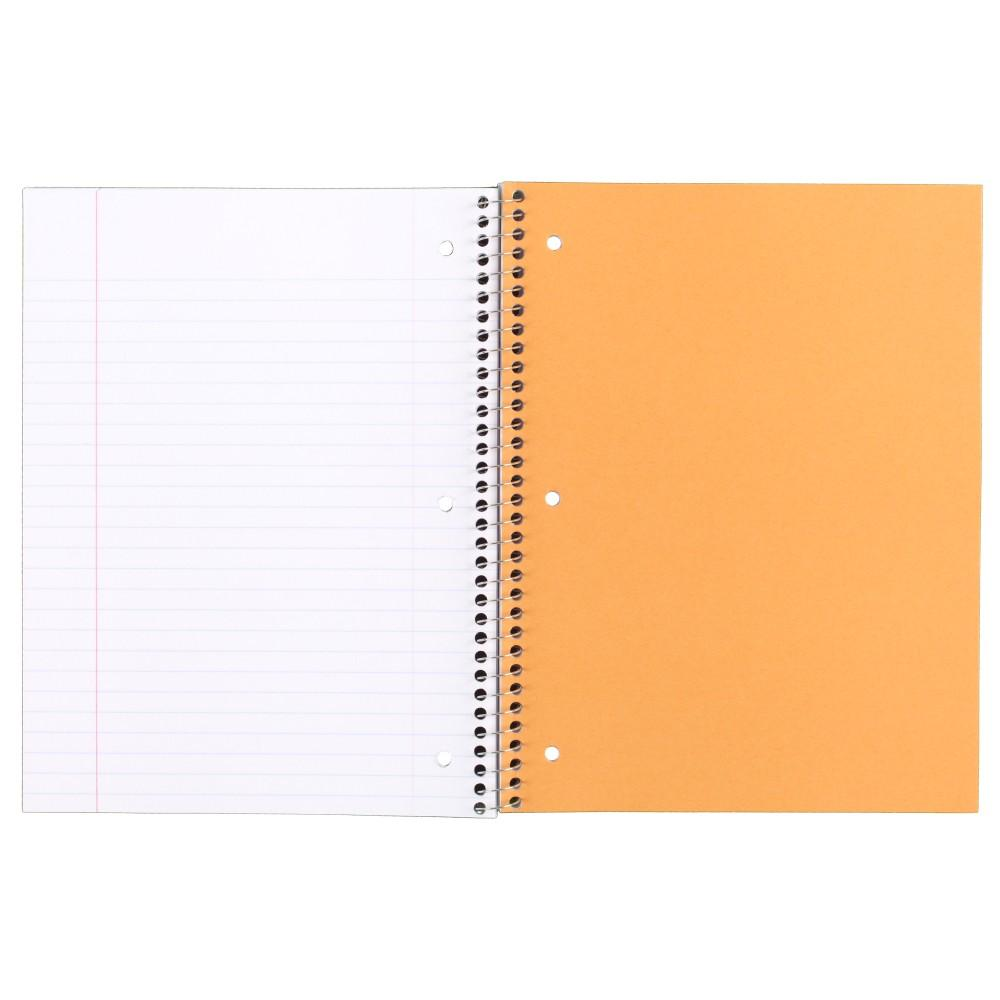Amazon.com : Mead Spiral Notebooks, 3-Subject, 120-Count