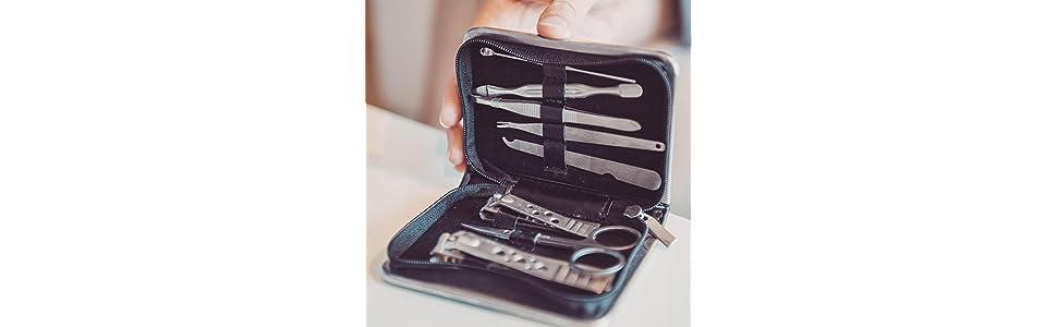 mani pedi kit manicure pedicure kit professional manicure tools nail art tools nail clipper