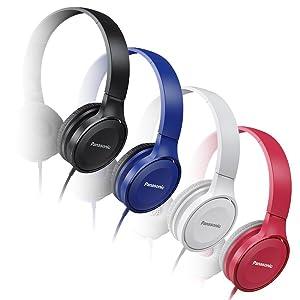 Panasonic RP-HF100M 4 colors choices