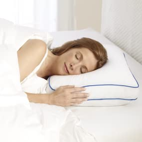 Amazon Com Sleep Innovations Side Sleeper Memory Foam