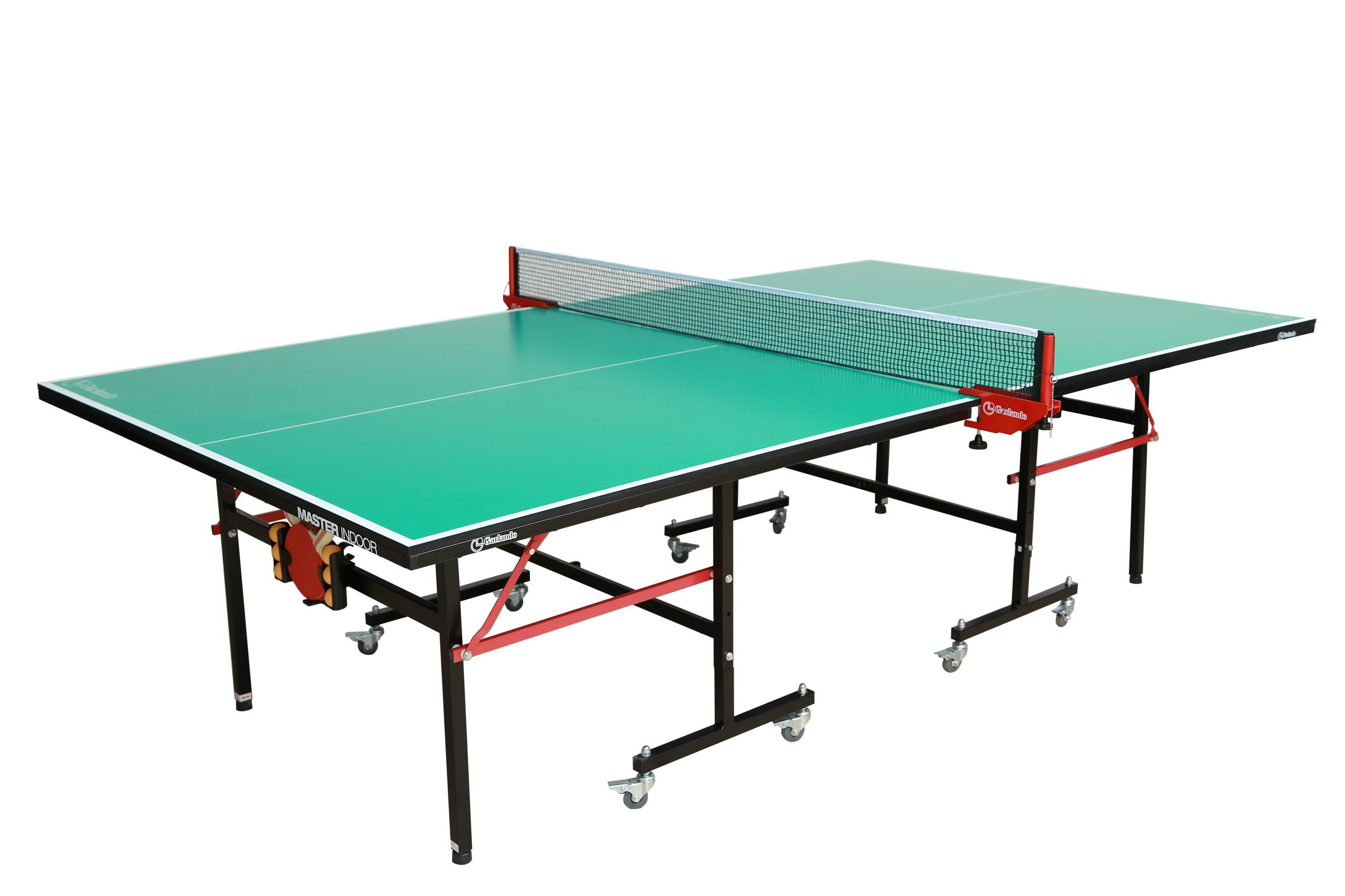 Ping pong table top - Garlando Master Indoor Table Tennis Table