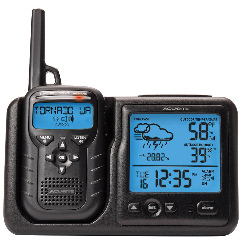 Amazon com: AcuRite 08580 Weather Station Plus Portable