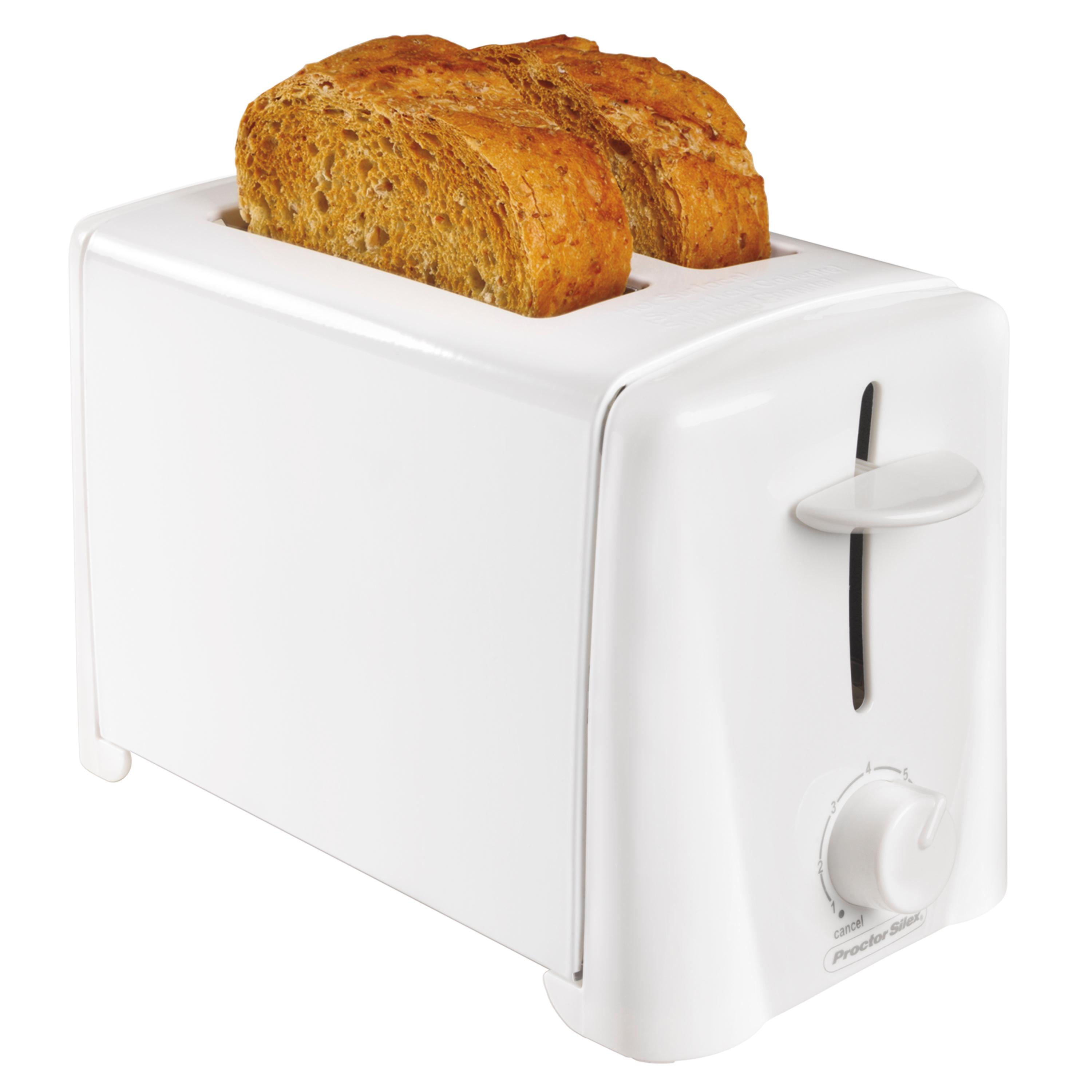 how to make perfect toast in a toaster
