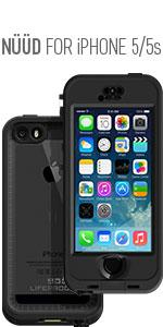 lifeproof iphone 5 5s case nuud