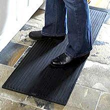 kitchen mat, heated kitchen mat, work mat, desk mat, big heated mat, big heated foot mat, heat mat