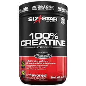 How to take Six Star 100% Creatine