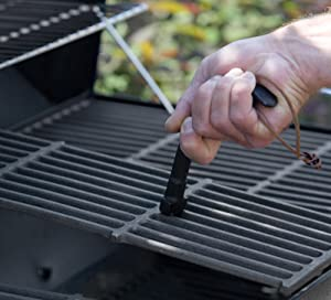 grill, charcoal, dual fuel