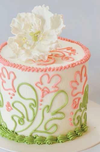 ... cake decoration wedding events · View larger & Artisan Cake Companyu0027s Visual Guide to Cake Decorating: Elizabeth ...