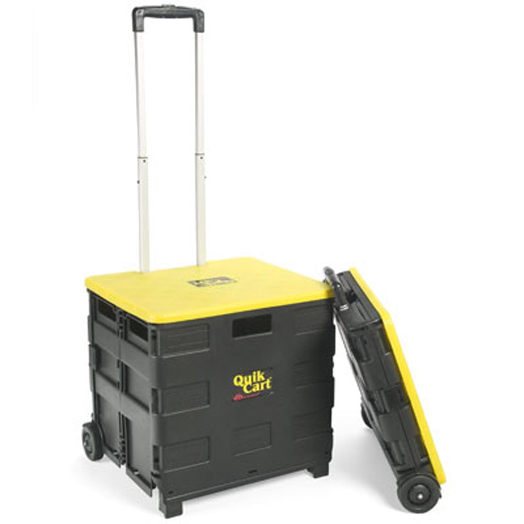 Amazon Com Quik Cart Two Wheeled Collapsible Handcart