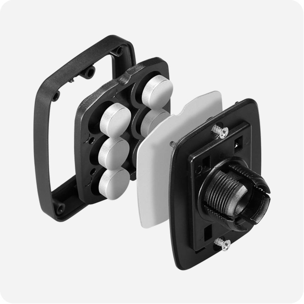 Spigen a201 car mount premium magnetic air vent phone holder 7