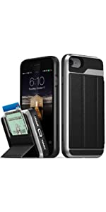 iphone 7 vcommute wallet case