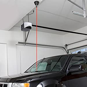 Universal home garage parking assist laser sensor aid for Garage llacer miribel