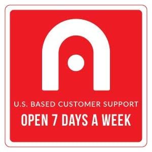 Customer Support 7Days a week, Drone