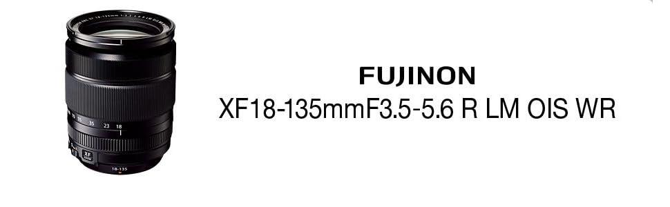 XF 18-135mm