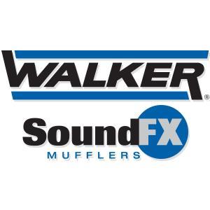 Walker Emissions Control, Walker Exhaust, Walker Mufflers, Walker Economy Mufflers, Walker SoundFX