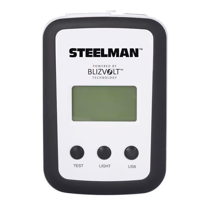 Amazon.com: STEELMAN 41876 Blizvolt Li-Ion Jump Starter