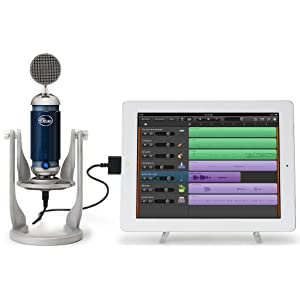Blue Microphones Spark Digital Lightning Condenser Microphone, Cardioid