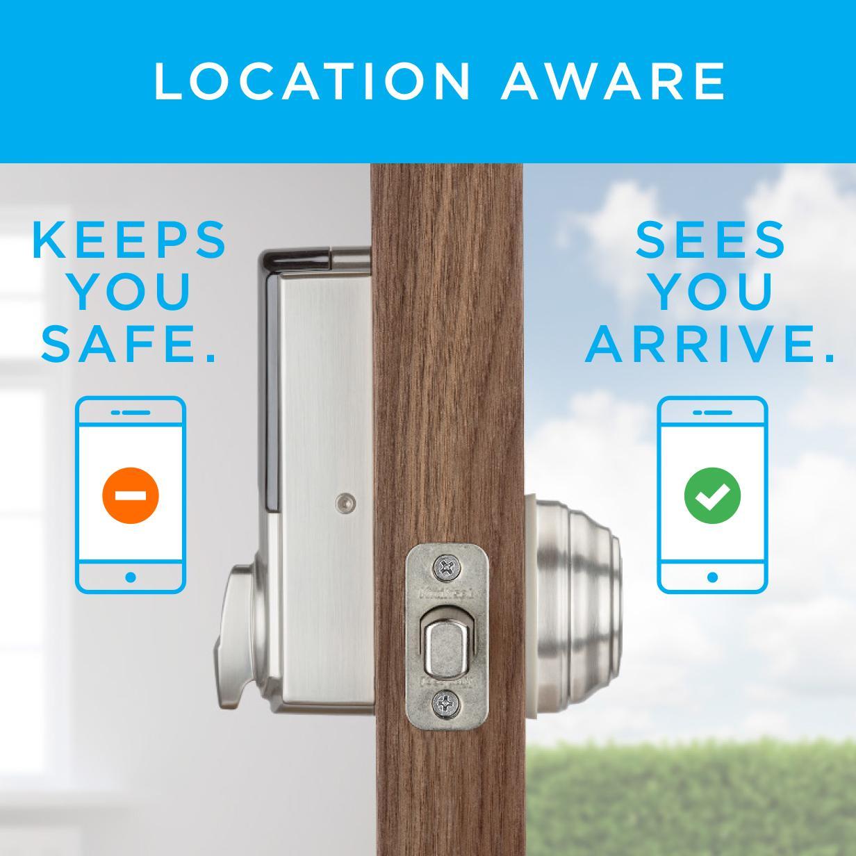 Kwikset Kevo Smart Lock Touch To Open Bluetooth Home Door Deadbolt Ios 2nd Gen Ebay