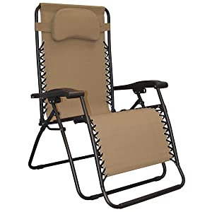 zero gravity, oversized, chair