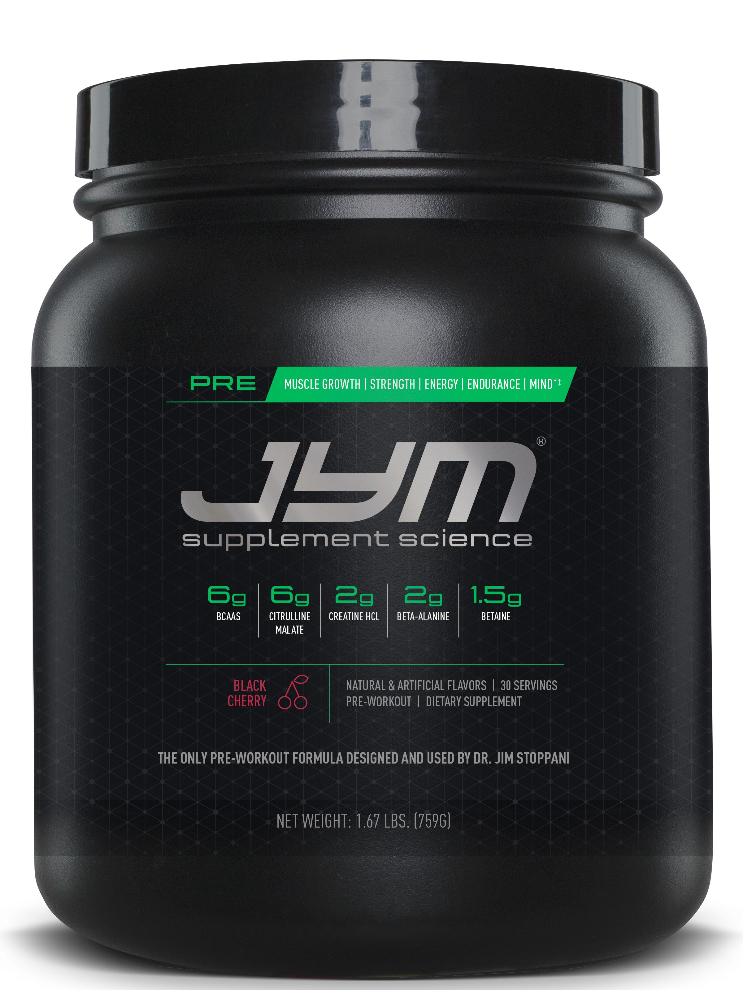 Amazon.com: JYM Supplement Science, PRO JYM, An optimal Blend of ...