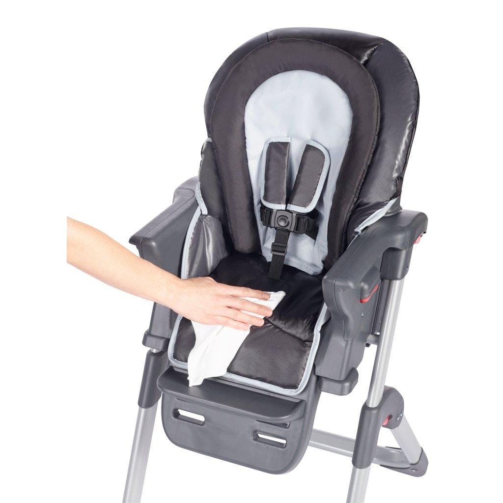 Silla alta bebe periquera graco duodiner 3 en 1 metropolis for Silla mecedora graco 6 velocidades