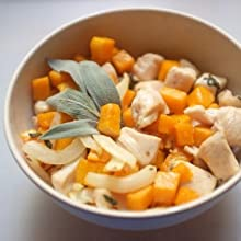 Butternut Squash and Chicken Sauté