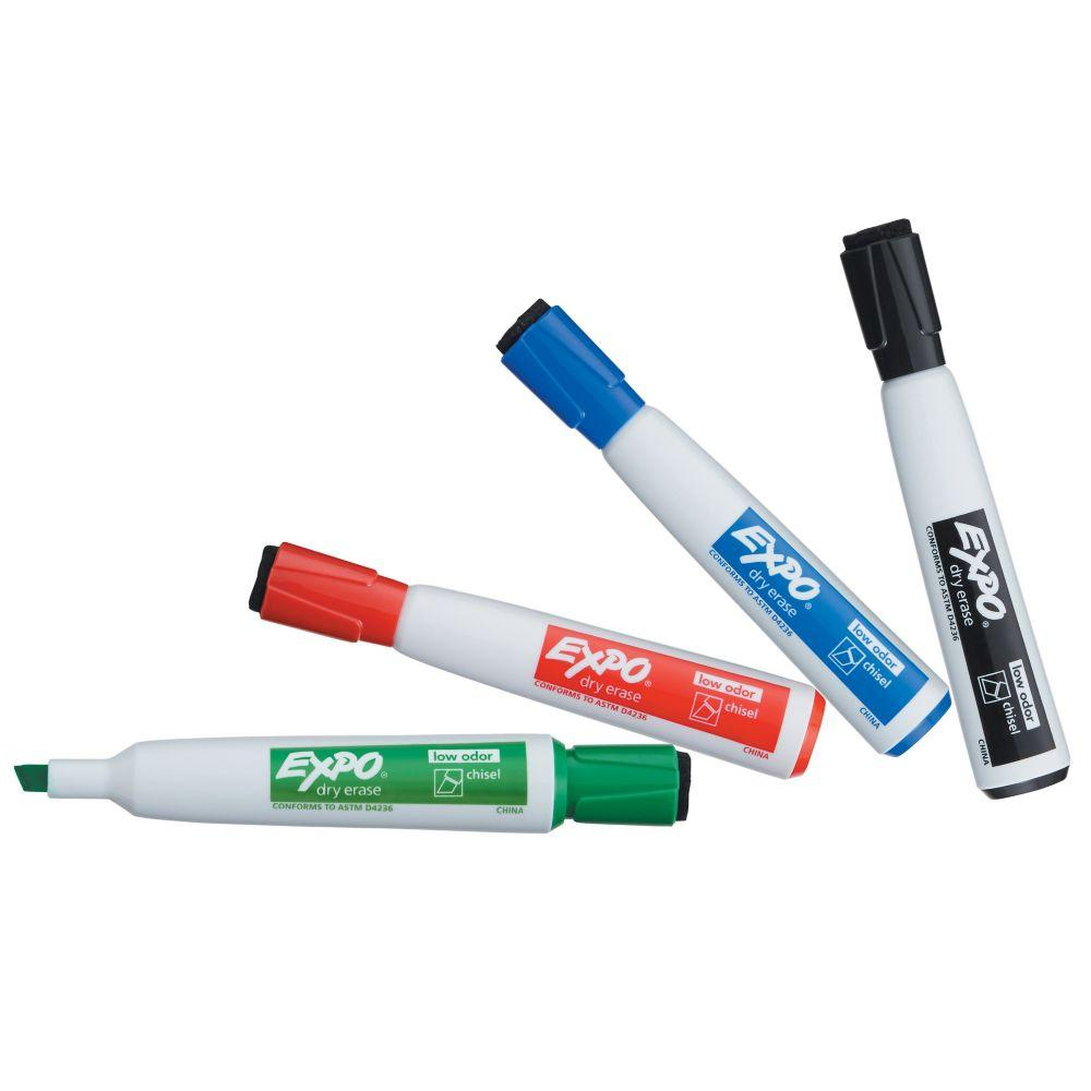 Amazon.com: EXPO 1944728 Magnetic Dry Erase Markers with