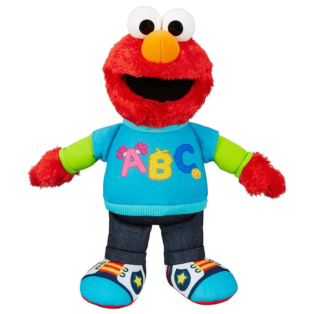 Sesame Street Elmo Toys : Amazon sesame street talking abc elmo figure toys