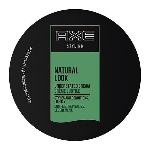 Amazon Com Axe Natural Look Hair Cream Understated 2 64