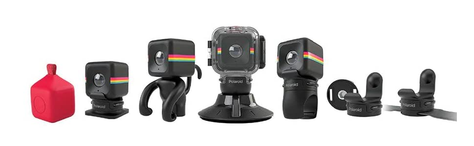 Polaroid Cube Accessories