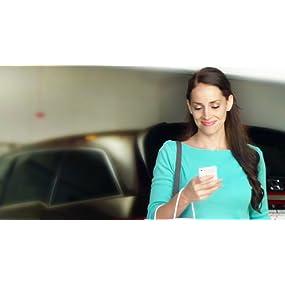 open sesame garage door opener iphone android smart phone bluetooth