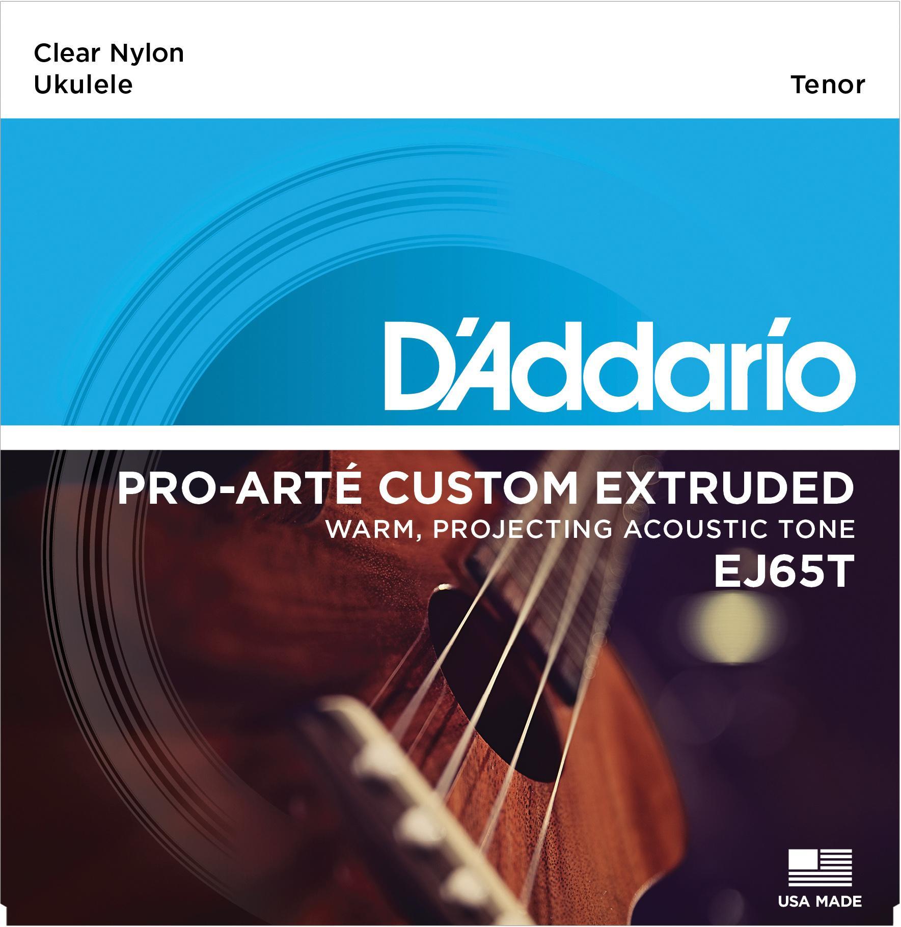 d addario j65 ukulele strings soprano musical