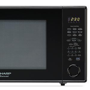 Amazon.com: Sharp Countertop Microwave Oven ZR659YK 2.2 cu. ft. 1200W ...