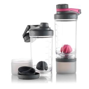 contigo shake go fit mixer bottle