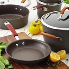 rachael ray hard anodized cucina cookware