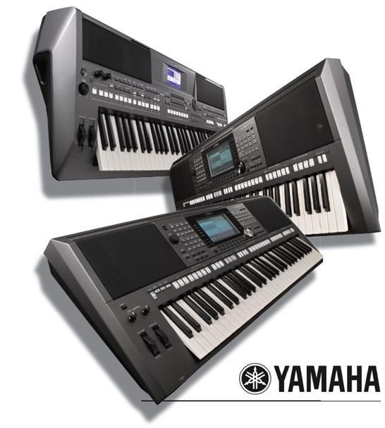 Yamaha psr s770 61 key arranger workstation for Yamaha psr s770 61 key arranger workstation