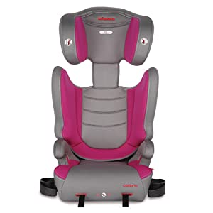 diono cambria booster car seat graphite baby. Black Bedroom Furniture Sets. Home Design Ideas