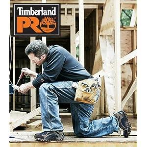 Solera De Trabajo Con Punta De Acero De Los Hombres De Timberland Pro Oxford APj5u3