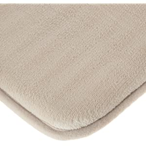 Amazon Com Amazonbasics Non Slip Memory Foam Bath Mat 18