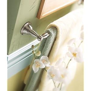 Moen Sage Bathroom Towel Bar - Sturdy, Durable Design