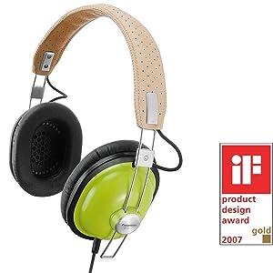 Amazon.com: Panasonic Retro Over-the-Ear Stereo Monitor