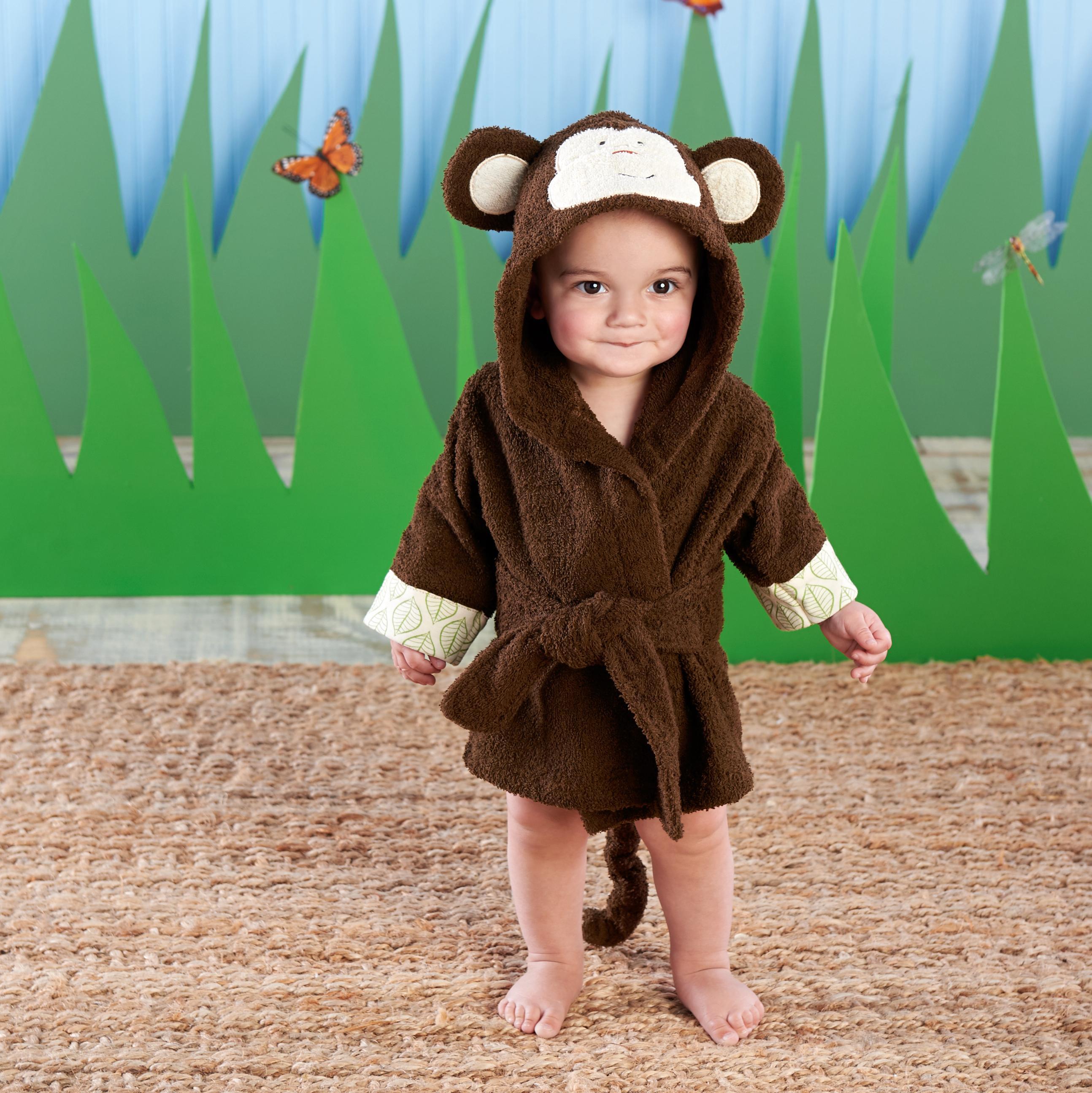 Baby Blanket Babies Animal Cuddle Robe