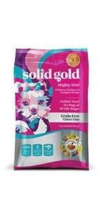 Amazon Com Solid Gold Wee Bit Holistic Dry Dog Food