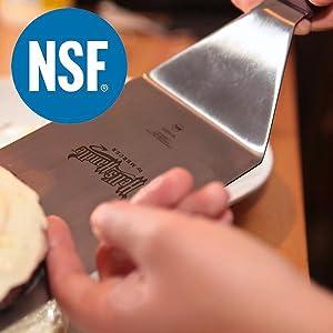 mercer hells handles nsf certified